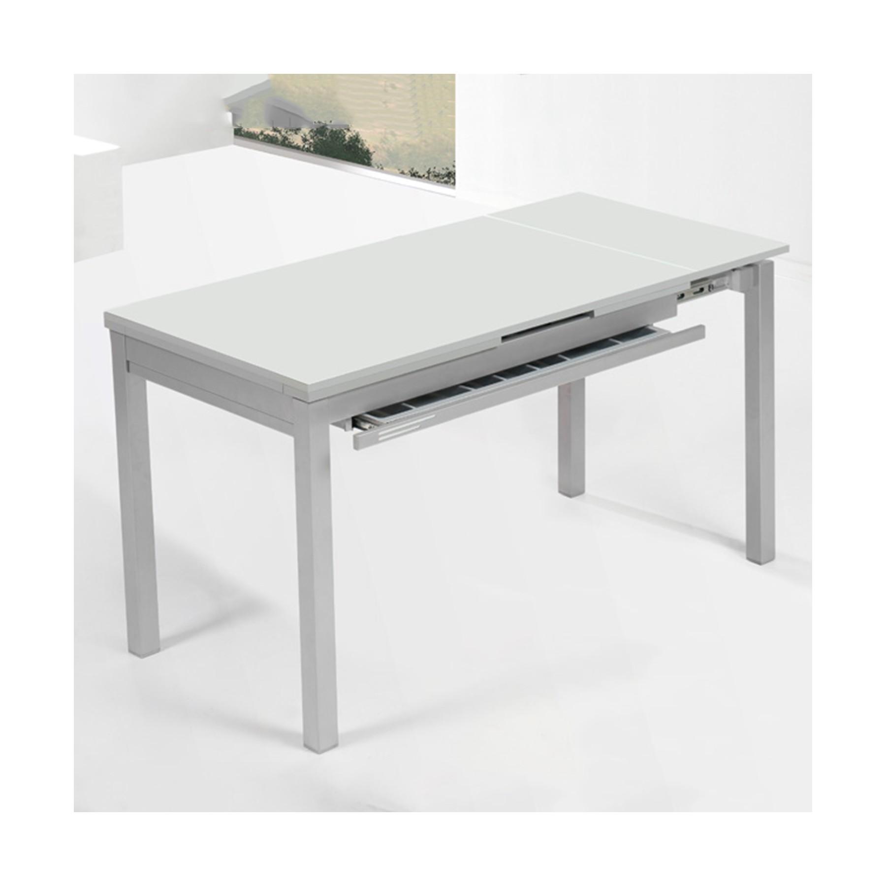 Conjunto de mesa extensible y sillas de cocina comedor for Mesas y sillas de cocina comedor