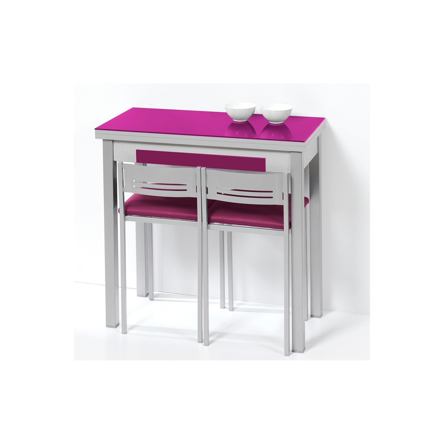 Pack de sillas de cocina con respaldo bajo modelo magic for Modelos de sillas de cocina