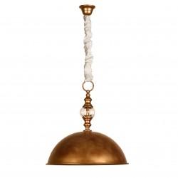 Lámpara de techo colgante metal Lug