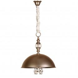 Lámpara de techo modelo Saur Iridio