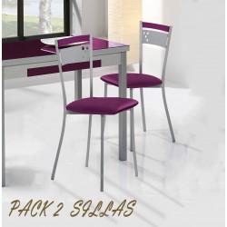 Pack de Sillas de Cocina modelo Kind
