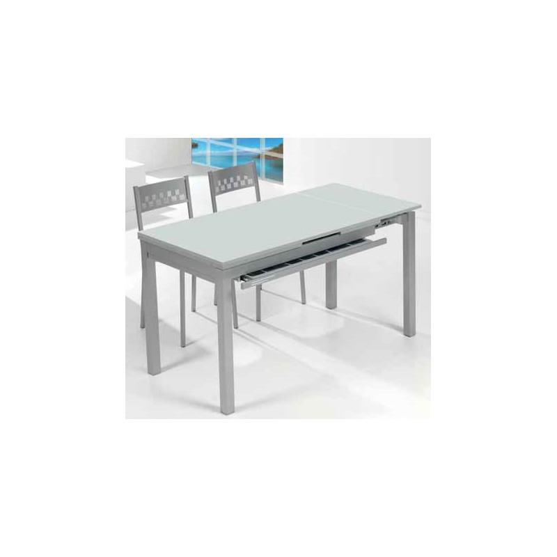 Mesa de cocina extensible modelo ar ndano - Mesa de cocina libro ...