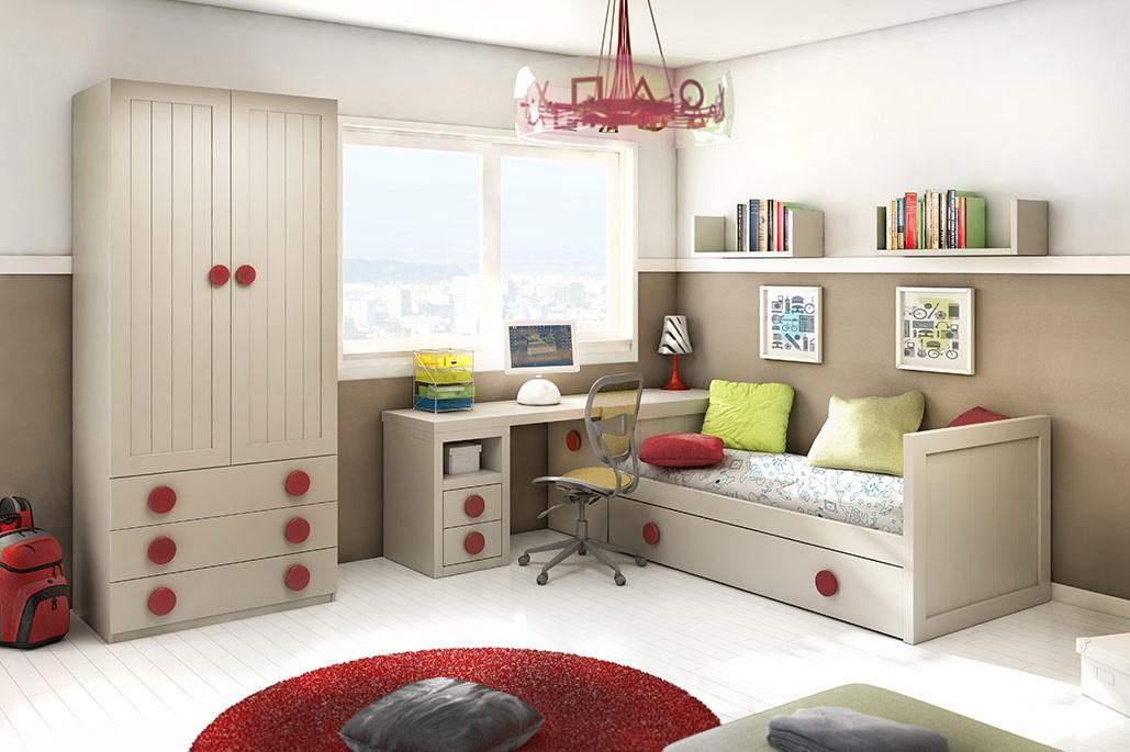 Ahorro total dormitorios great tu piso desde with ahorro - Tuco habitaciones juveniles ...