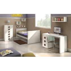 Dormitorio juvenil modelo Game