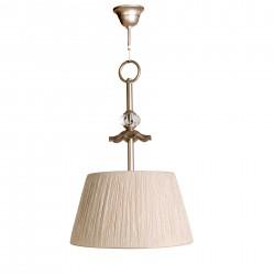 Lámpara de techo modelo Hapy - Acabado Iridio
