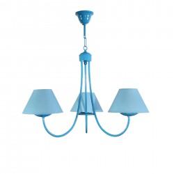 Lámpara juvenil de techo modelo Selkis C