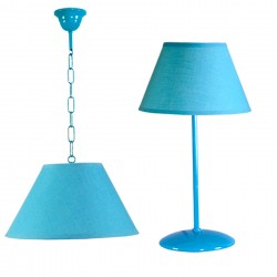 Juego de lámparas Juveniles modelo Selkis