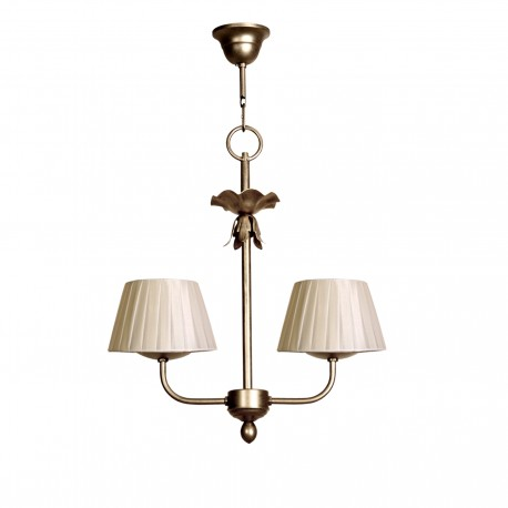 L mpara de techo cl sica modelo min 2a for Modelos de lamparas