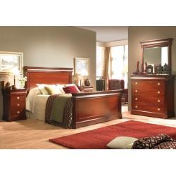 Dormitorio clásico mod. Isabelina
