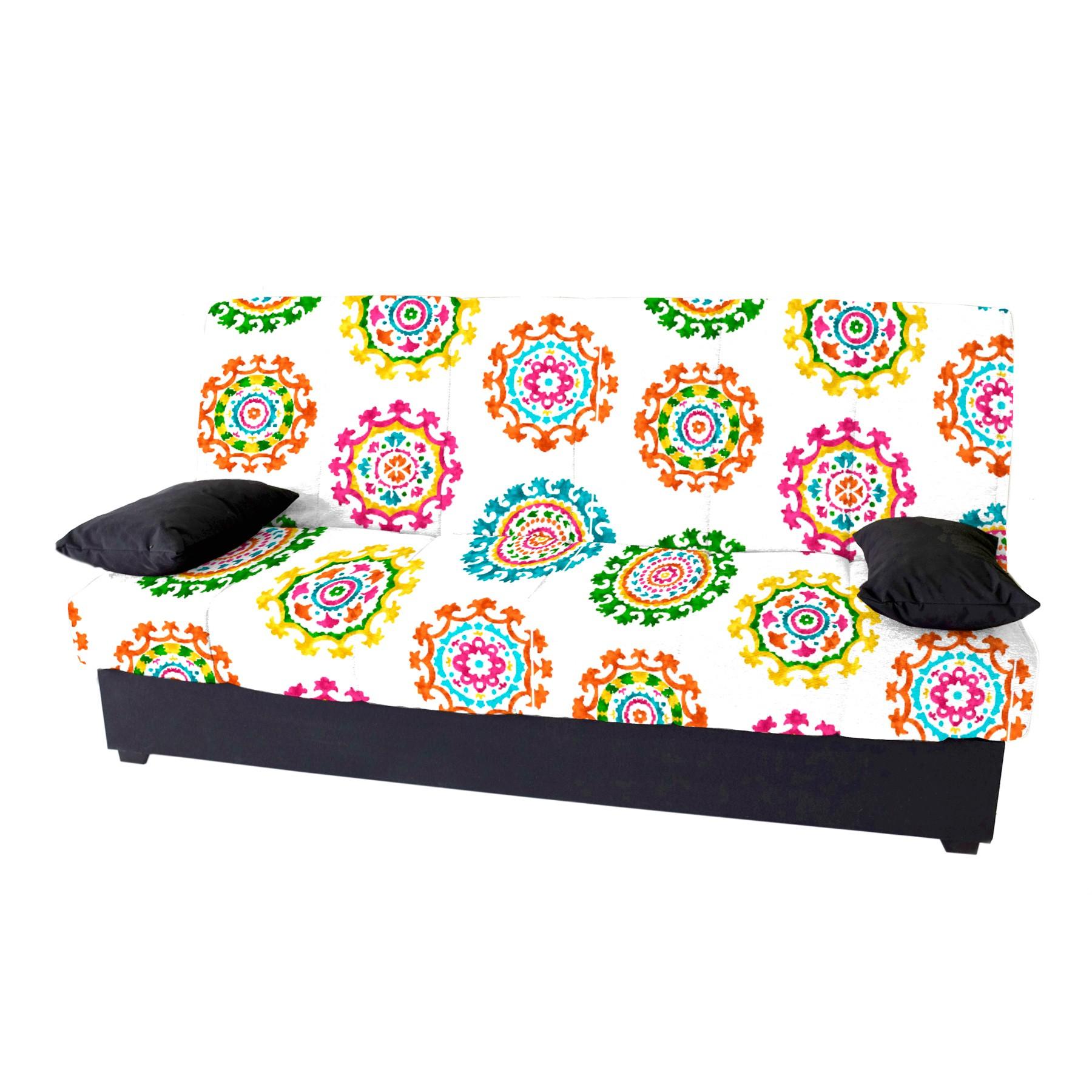Sof cama clic clac modelo azteca for Sofa cama sistema clic clac