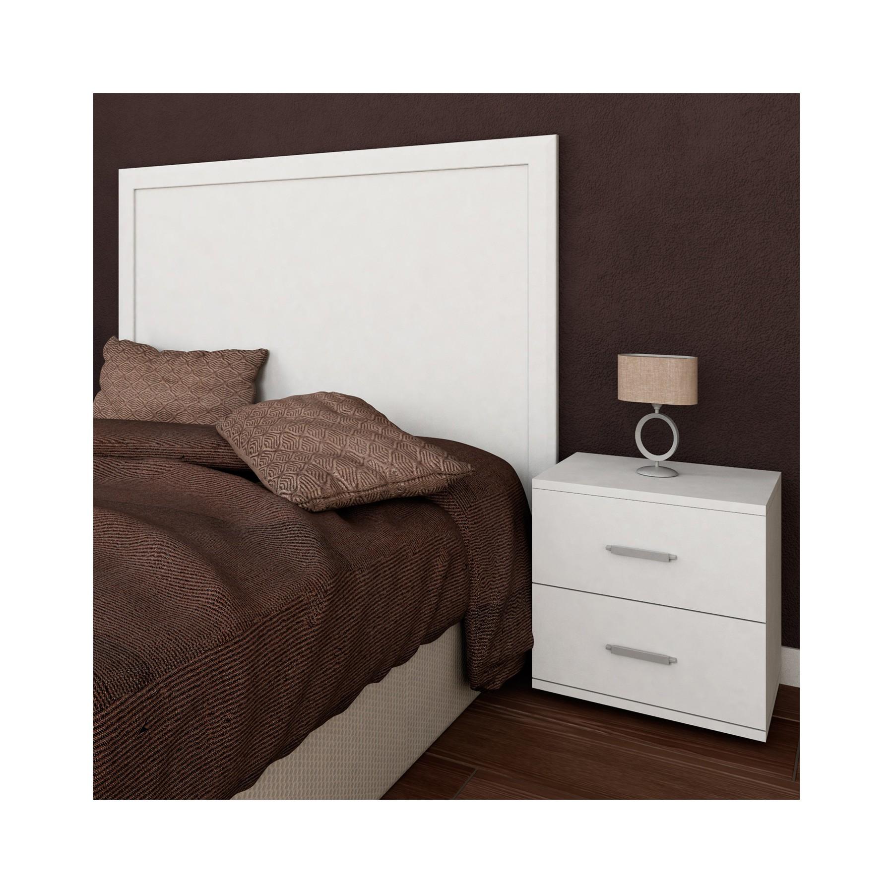Pack de muebles para dormitorio de matrimonio look ii con for Conjunto habitacion matrimonio