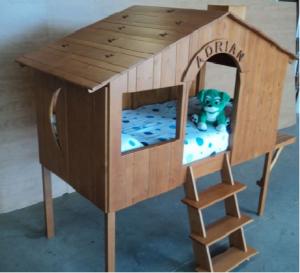 cabaa de madera de dekogares