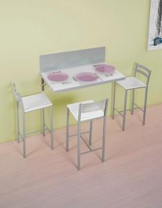 Mesa de cocina modelo E de Dekogar.es