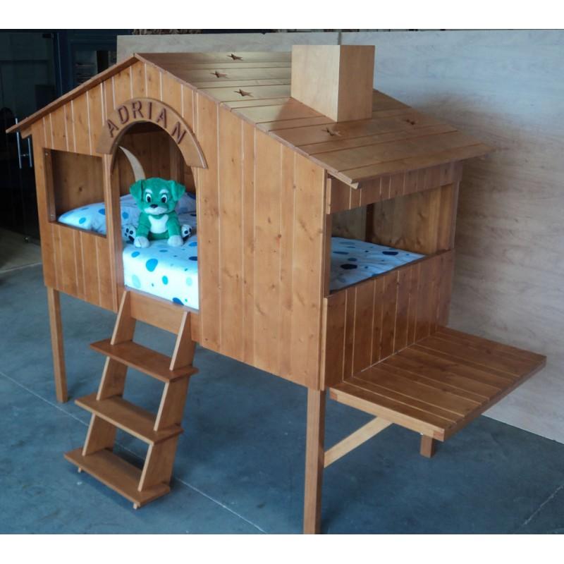 dormitorios de ensueo cama infantil modelo cabaa