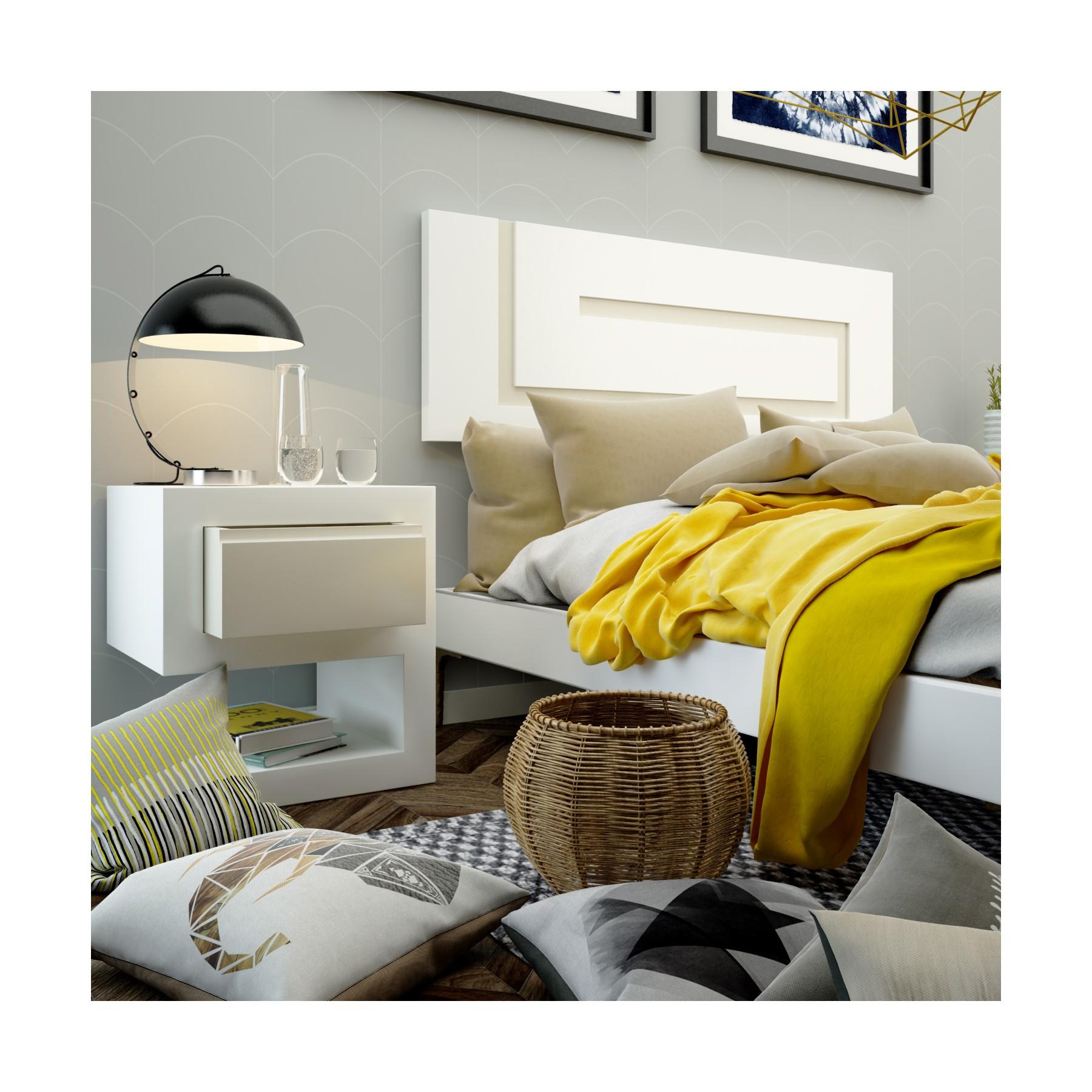Dormitorios archivos blog dekogar Conjunto cabecero y mesitas