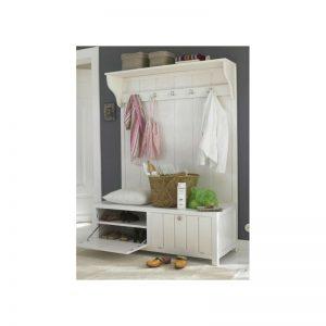 muebles del hogar vanguardistas-mueble-recibidor-perchero-zapatero