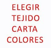 Elegir color carta