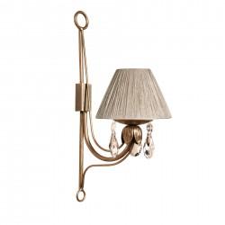Lámpara de pared elegante diseño clásico Geb