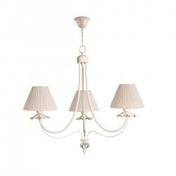 Lámpara de techo araña estilo clásico Happy