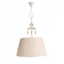 Lámpara de techo pantalla plisada Nut V2