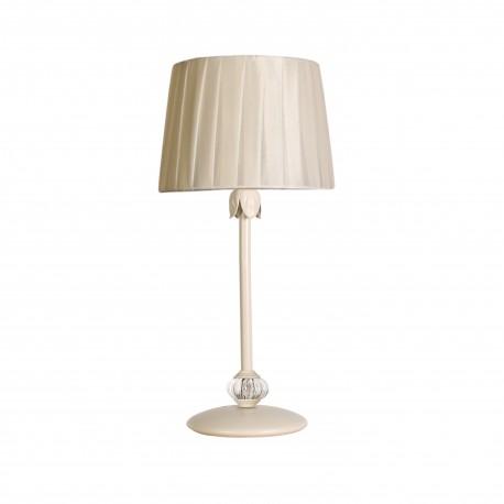 Lámpara de sobremesa modelo Epona 44 x 20 cms beig