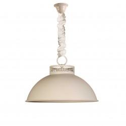 Lámpara de techo modelo Frouida 27 x 40 cms Beige