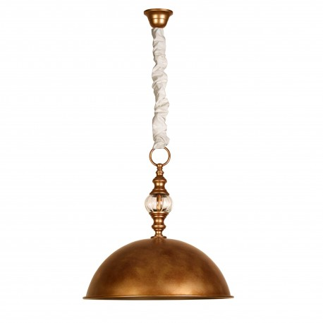 Lámpara de techo modelo Lug Oro viejo