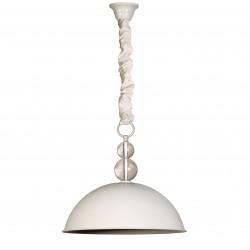 Lámpara de techo bolas cristal Neton