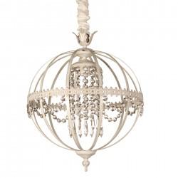 Lámpara de techo esfera colgante Rolo