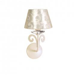 Lámpara de pared vintage Vulcano Beige