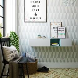 Mueble Recibidor Modelo Low