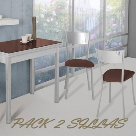 Pack Silla de Cocina Style