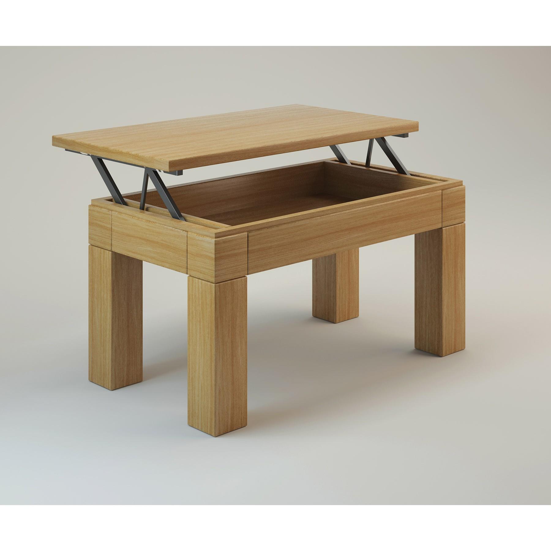 Mesa de centro modelo sevilla for Mesas comedor sevilla