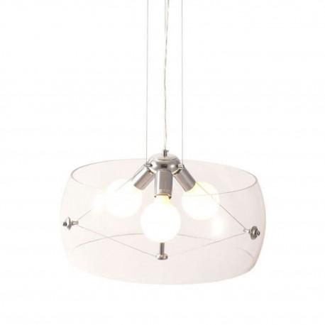 Lámpara de techo Titanio