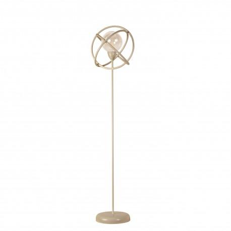 Colección Universe Lámpara de pie diseño modernista blanco