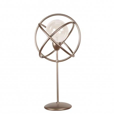 Colección Universe lámpara de sobremesa de diseño Iridio