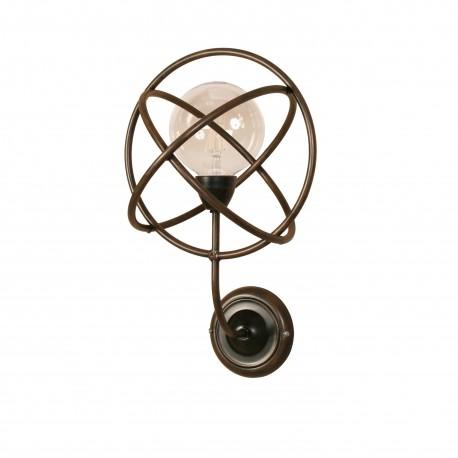 Colección Universe lámpara aplique de pared diseño Marron