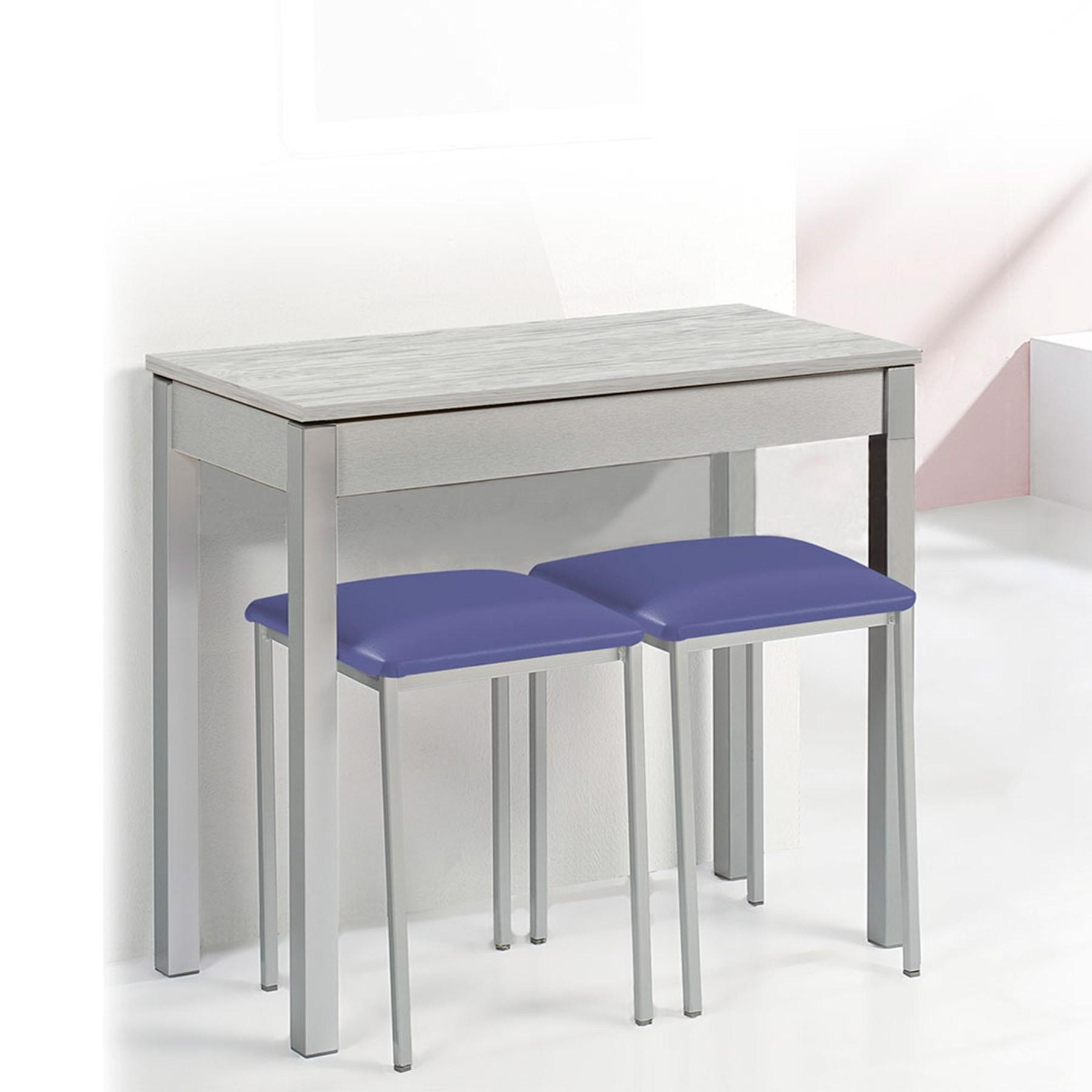 Conjunto de mesa sillas y taburetes de cocina calidad for Conjunto de sillas y mesas de cocina