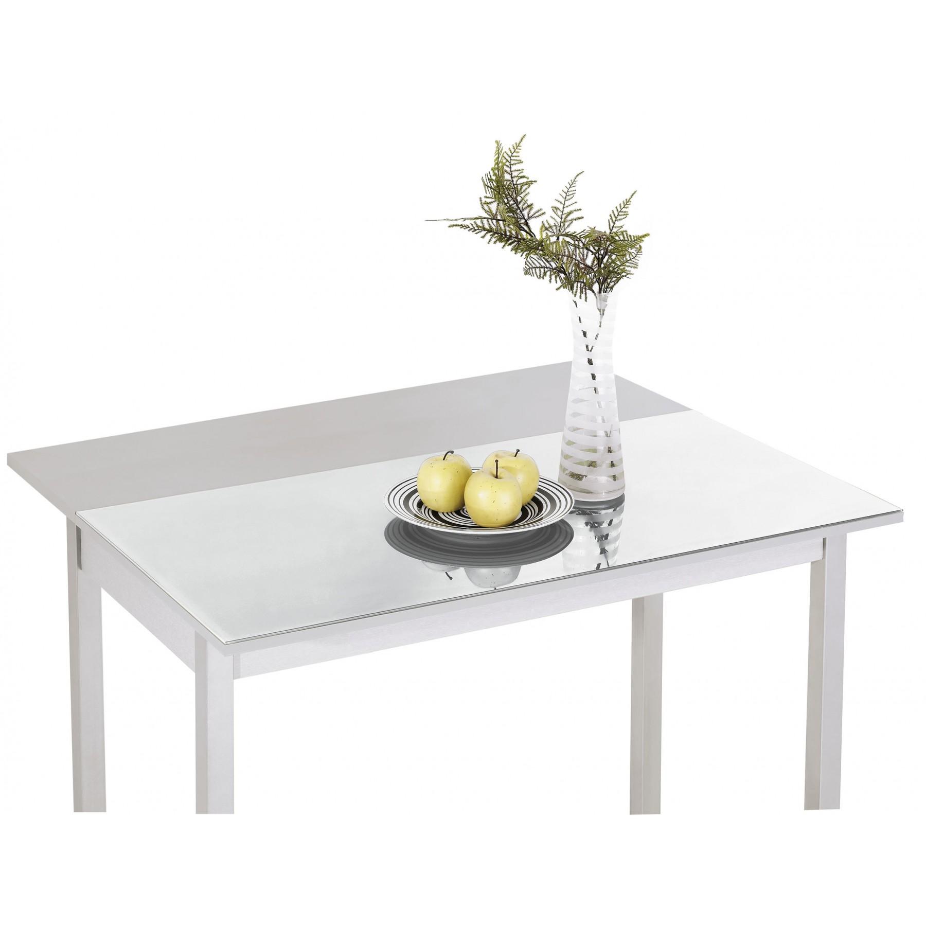 Conjunto Mesa Cocina y sillas/taburete ala extensible frontal ADD