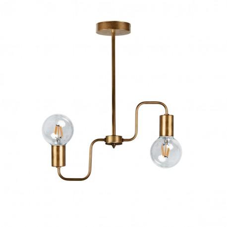Lámpara de techo Vintage modelo CID Oro Viejo