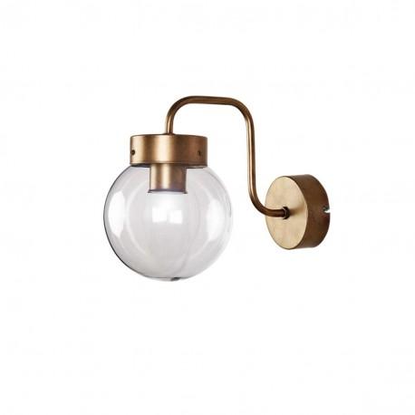Lámpara aplique de pared Retro modelo Palau Oro Viejo