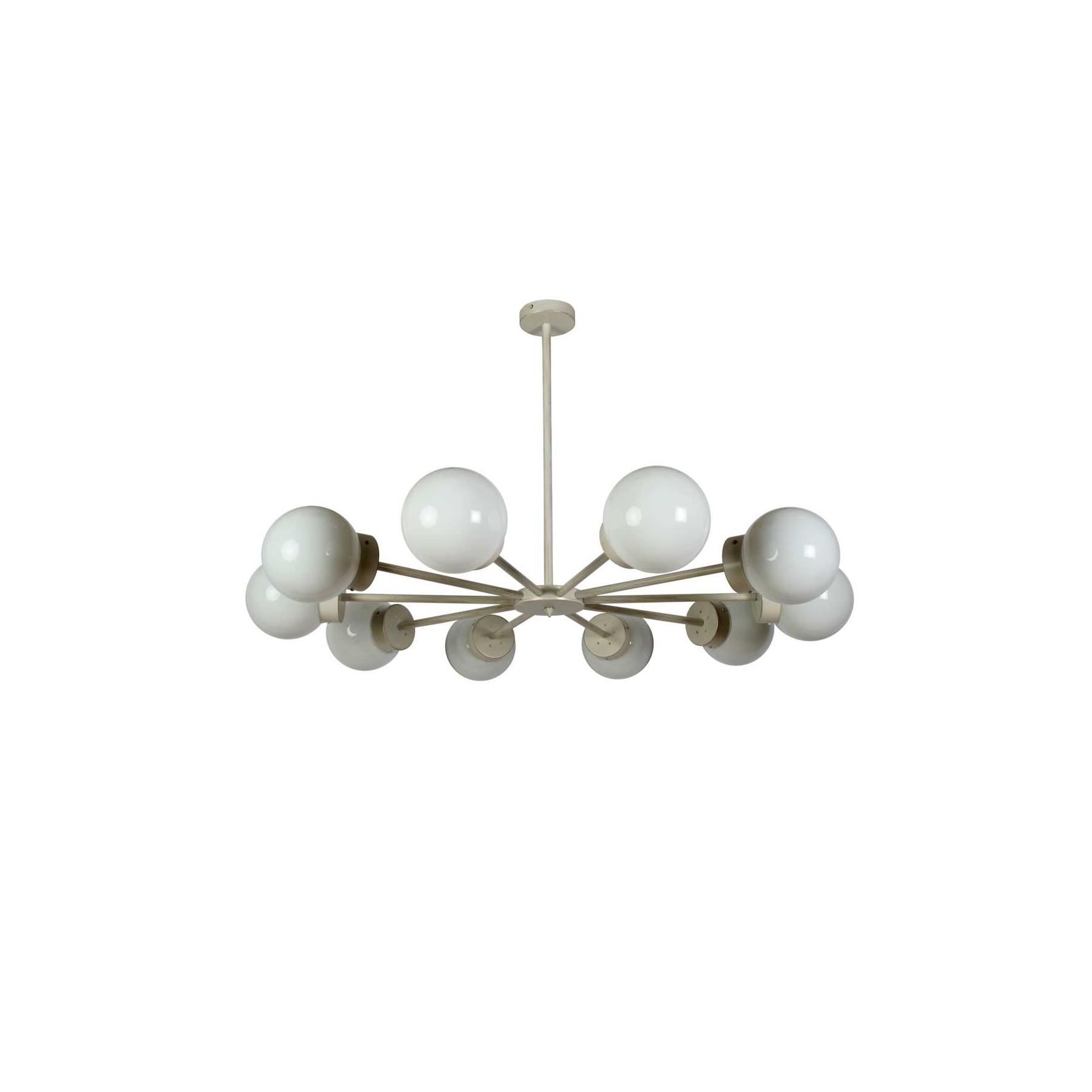 L mpara de techo tulipa cristal industrial tionscail - Tulipas para lamparas de techo ...