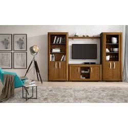 Conjunto muebles de salón modelo Dalmacia