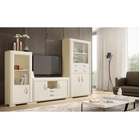 Conjunto muebles de salón modelo Germania