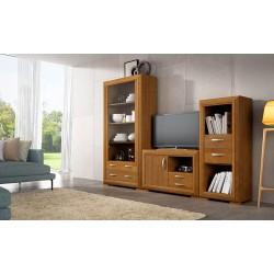 Conjunto muebles de salón modelo Cartago