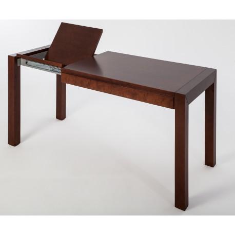 Mesa de sal n comedor extensible modelo tarraco - Mesas salon extensibles ...