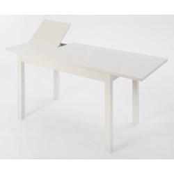 Mesa de salón comedor extensible modelo Malaca