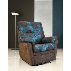 Butaca reclinable estilo clásico modelo Eserleku