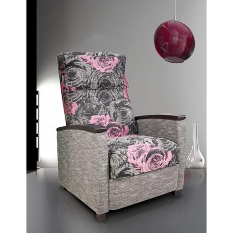 Butaca reclinable diseño Vintage modelo Siege