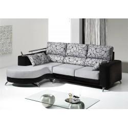 Chaise longue diseño moderno modelo Suid